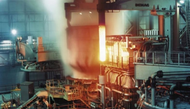 Growing demand and rising prices will keep Europe's steel
